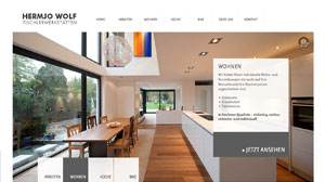 Neue Website Hermjo Wolf