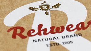Fashion-Label Rehwear, Markenentwicklung durch kitz.kommunikation